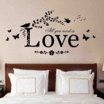 Wall Decor Stickers for Bedroom