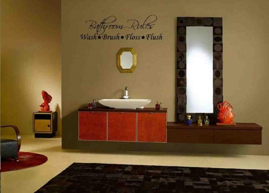 Wall Decor for Bathroom Ideas