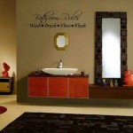 Wall Decor for Bathroom Ideas