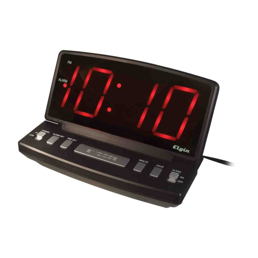 Wall Mount Digital Clock