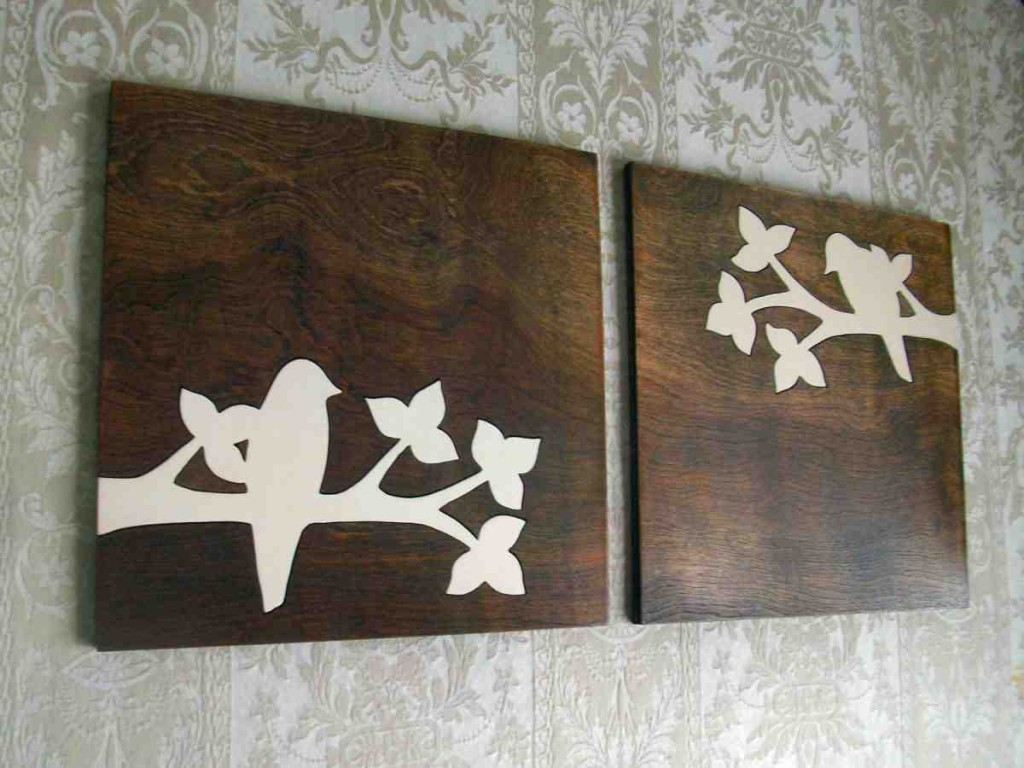 Wooden Wall Art Decor