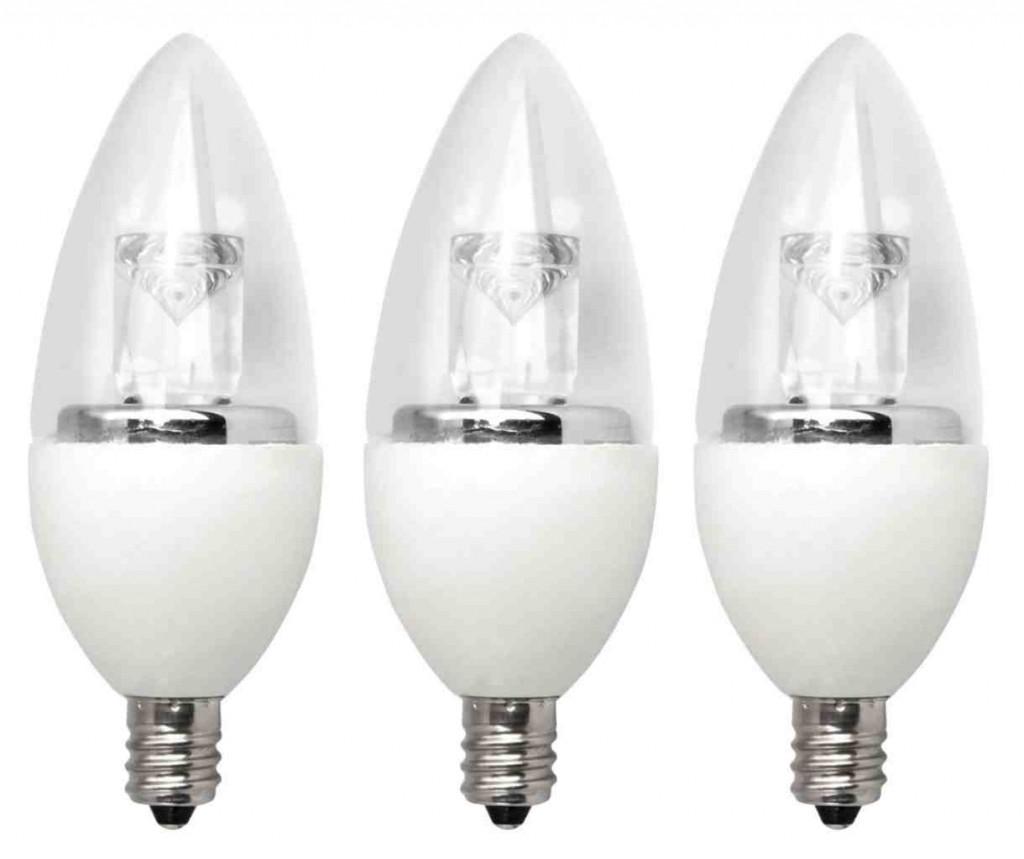 40 Watt Equivalent Led Candelabra Bulb