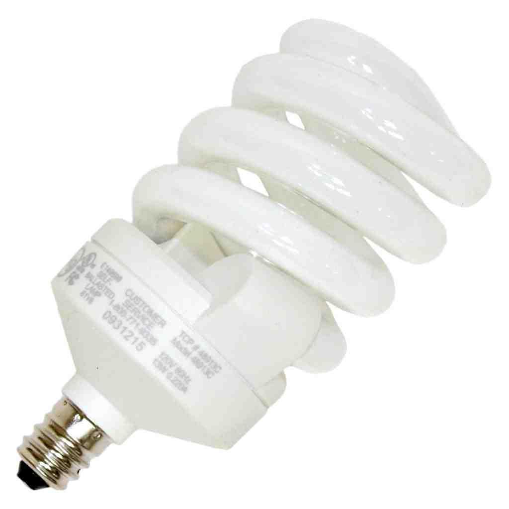60 Watt CFL Candelabra Bulbs