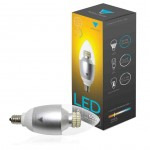60 Watt Led Candelabra Bulb
