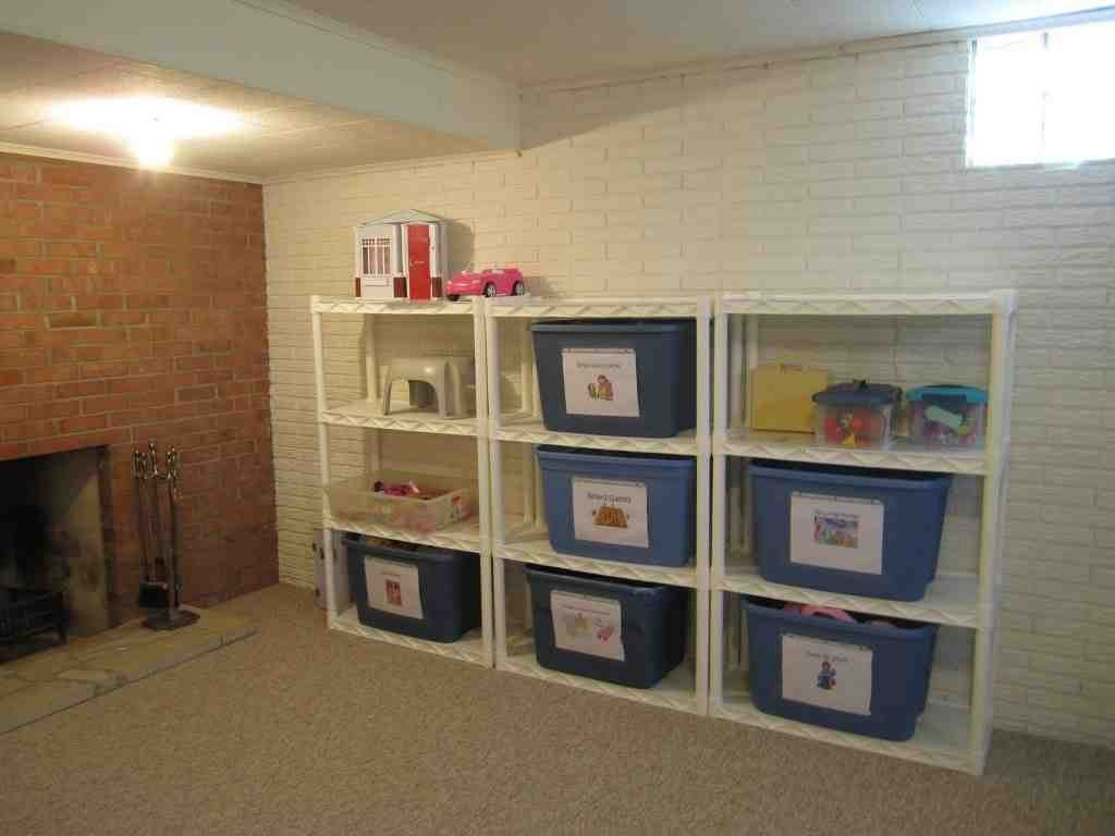 Basement Wall Covering Ideas