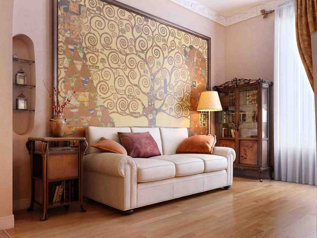 Big Wall Decorating Ideas