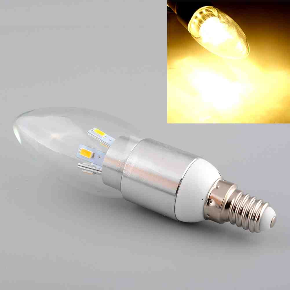 Bright Candelabra Bulbs