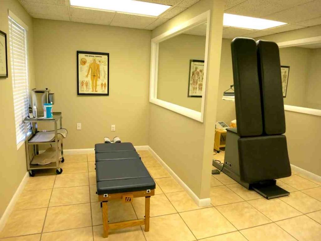 Chiropractic Office Decor