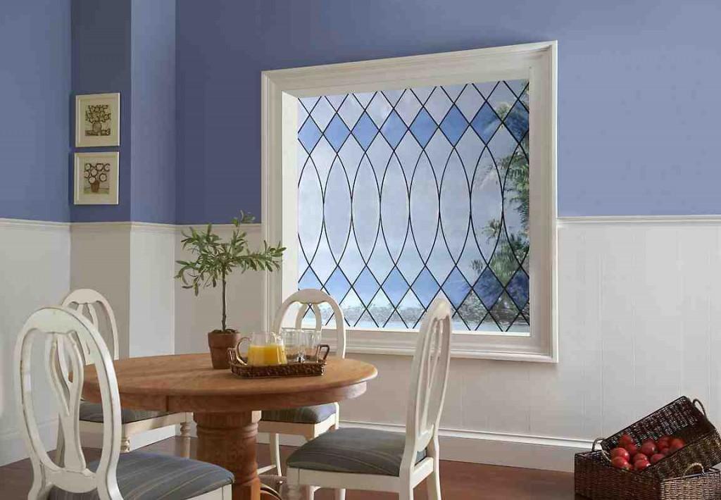 Decorative Glass Windows for Bathrooms