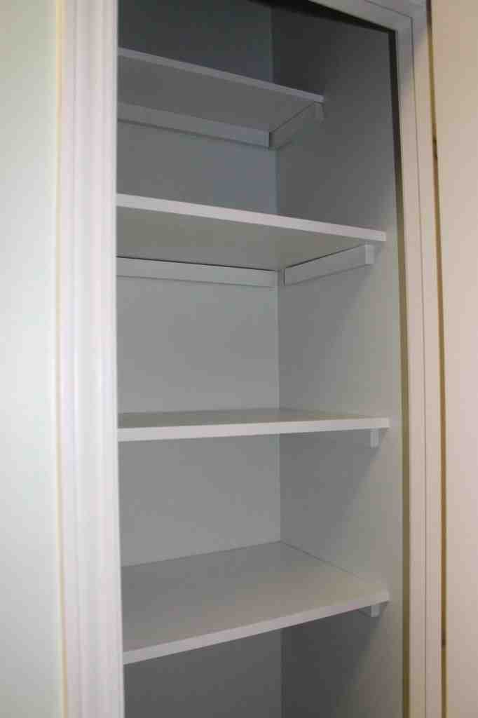 Diy Pantry Shelving