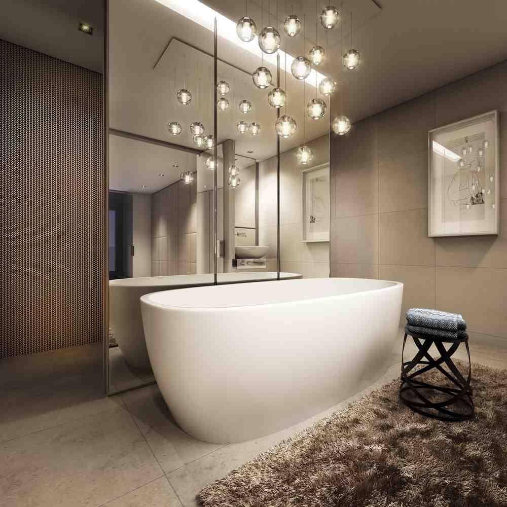 Feng Shui Bathroom Decor