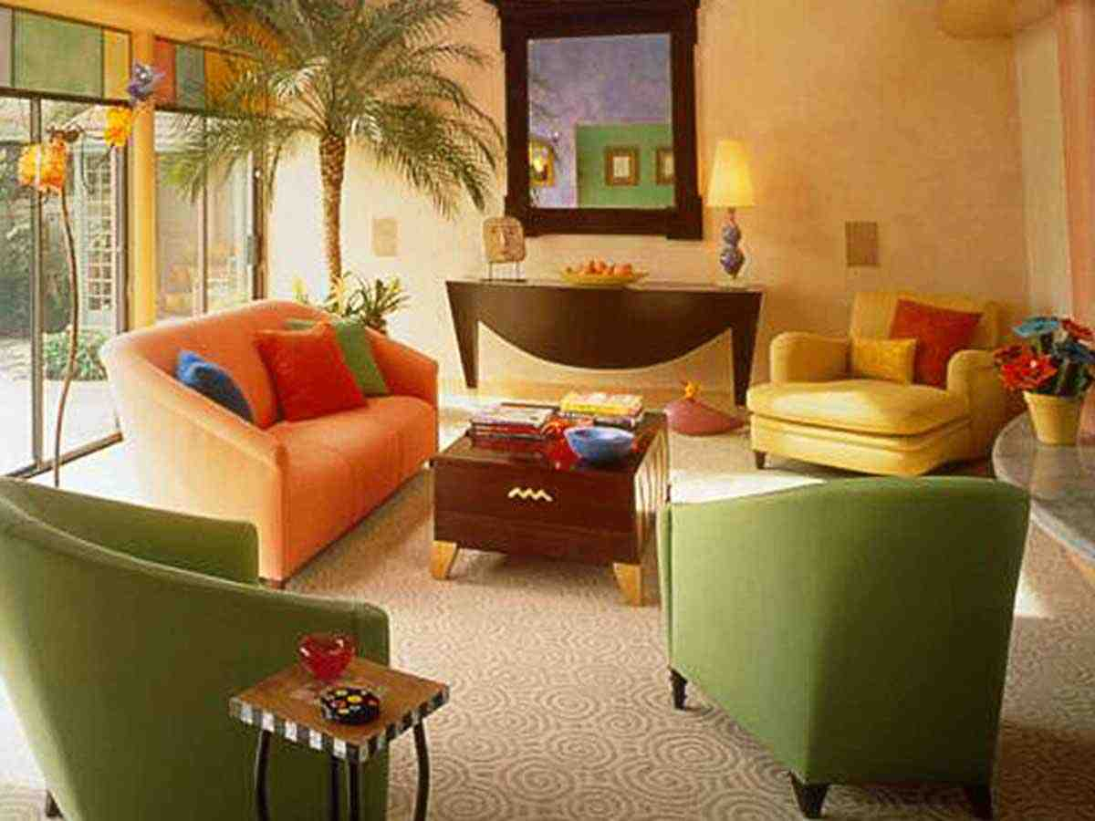 Feng Shui Living Room Arrangement Decor Ideas