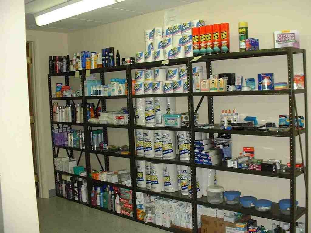 Food Pantry Shelving