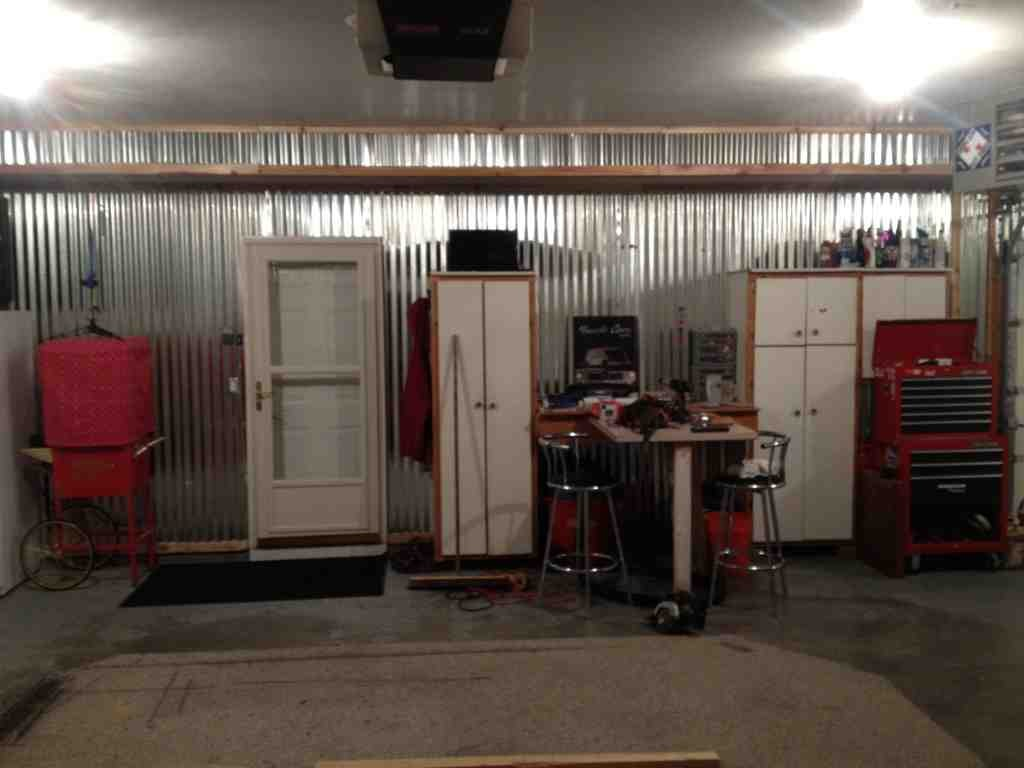 Garage Wall Covering Ideas Decor Ideas