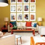High Wall Decorating Ideas