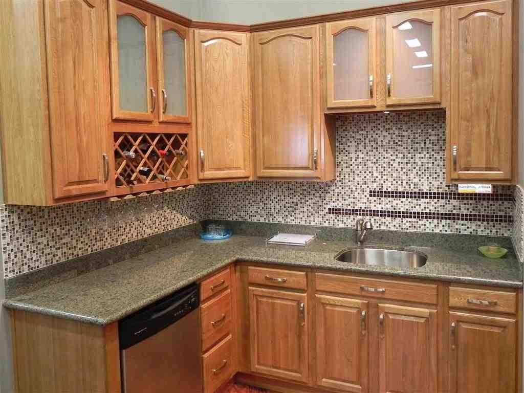 Honey Oak Kitchen Cabinets - Decor Ideas