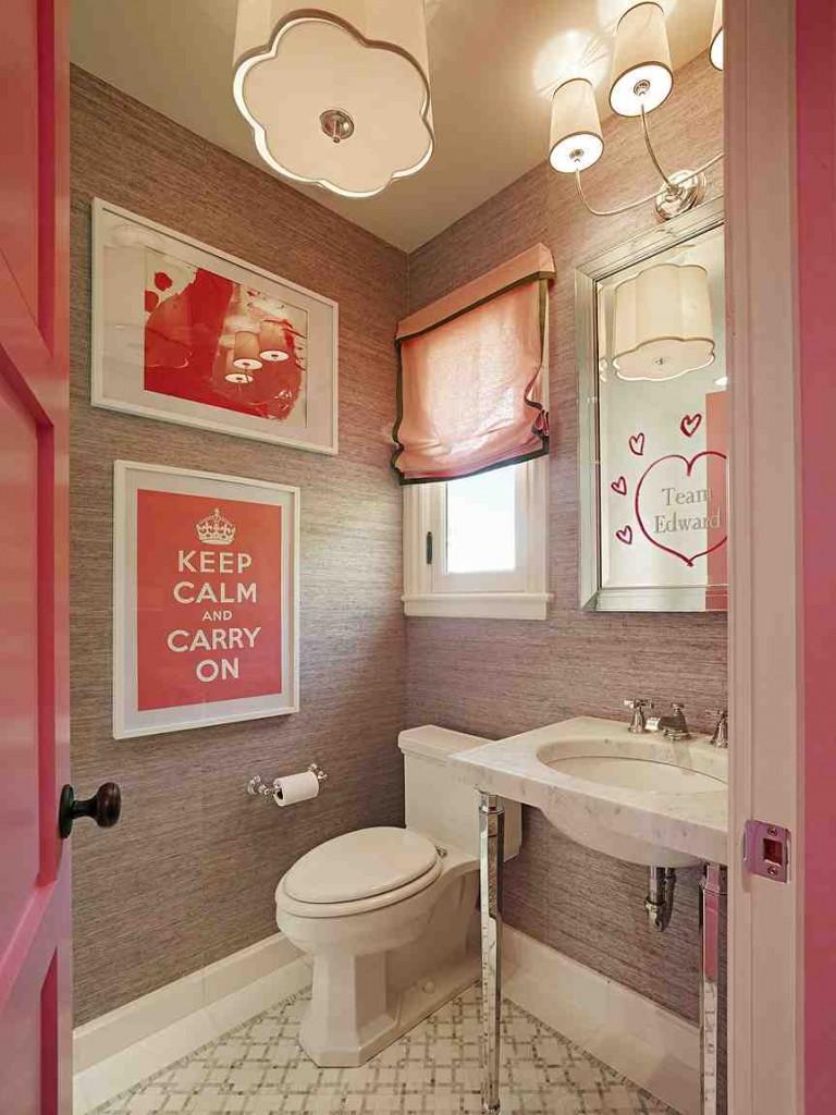 Ideas for Bathroom Decorating Themes