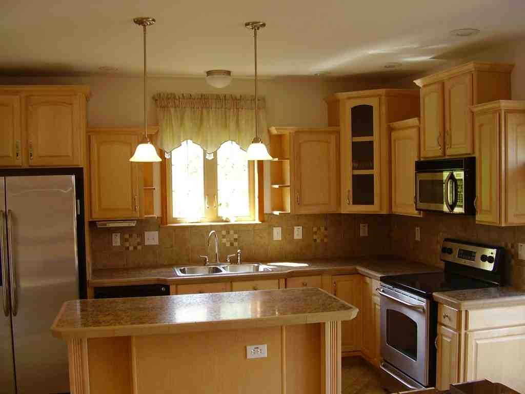 Kitchen Ideas with Oak Cabinets