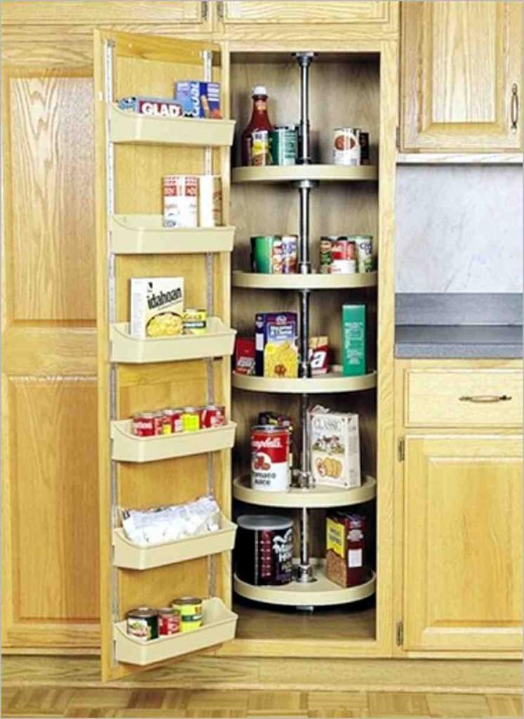 Kitchen Pantry Shelving