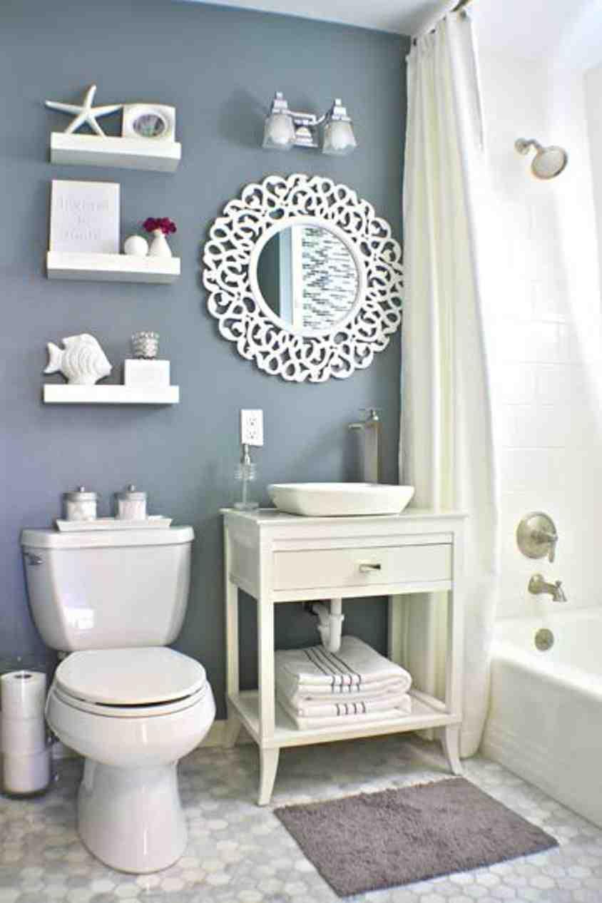 Nautical Bathroom Decorations Decor Ideas