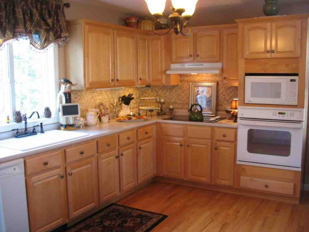 Oak Kitchen Cabinets Ideas