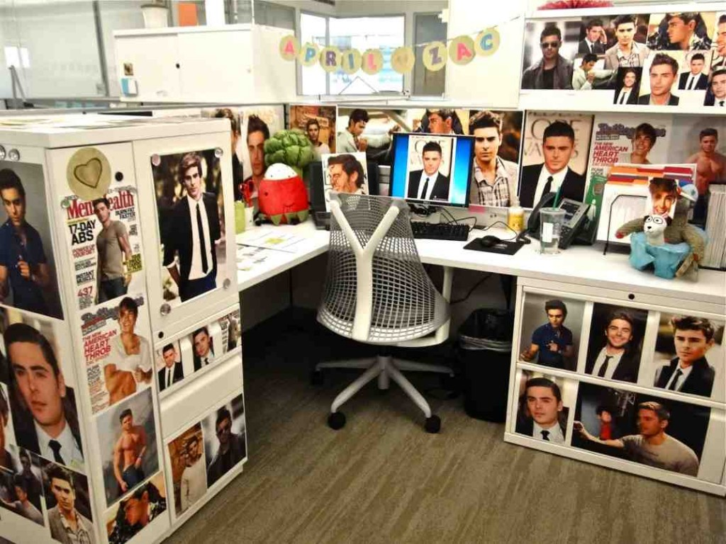 Office Cube Decorations