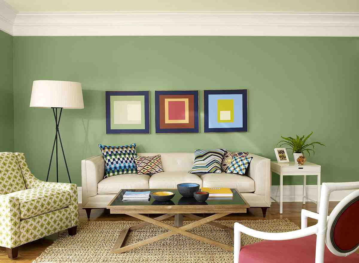 Paint Color Combinations for Living Room - Decor Ideas