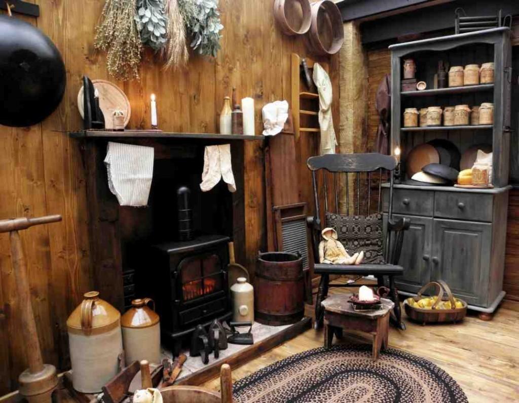 Primitive Home Decor Ideas