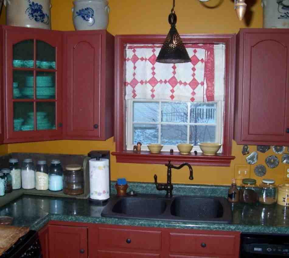 Primitive Home Decorating