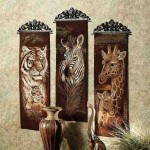 Safari Bathroom Decor