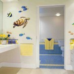 Sea Turtle Bathroom Decor