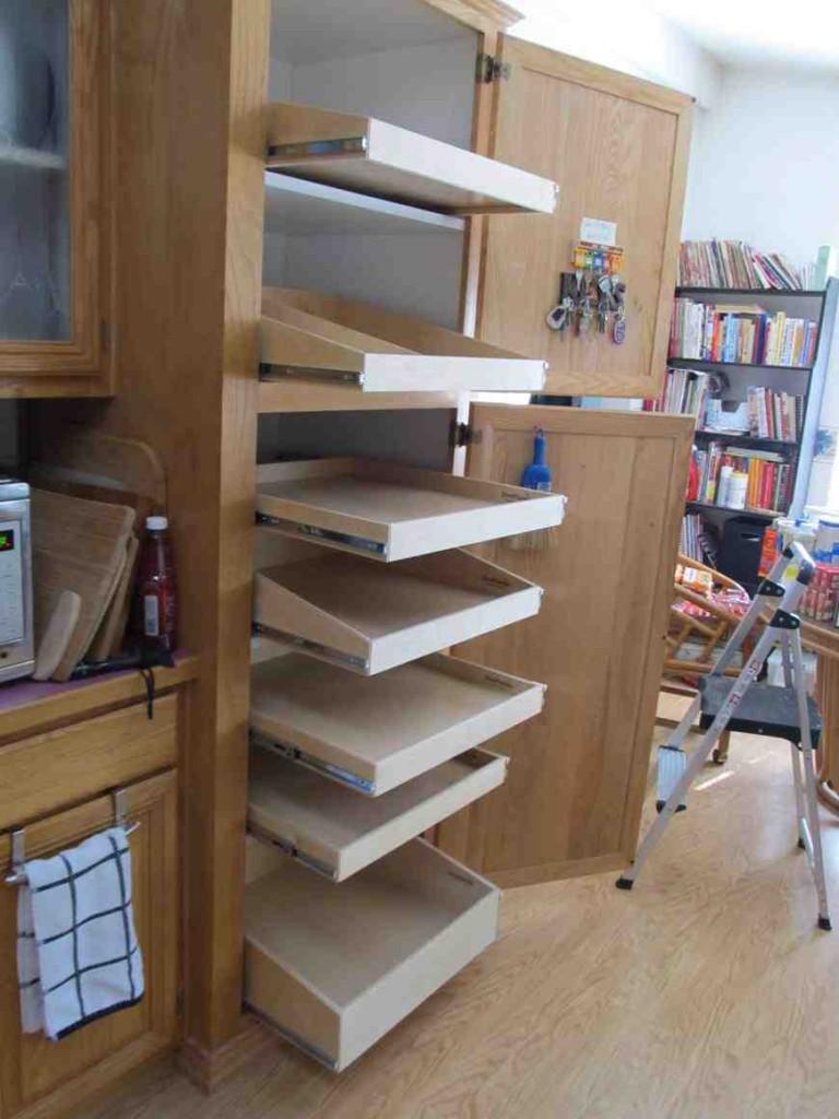 Shelves for Pantry