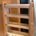 Sliding Pantry Shelves