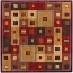 Square Area Rugs 9 x 9