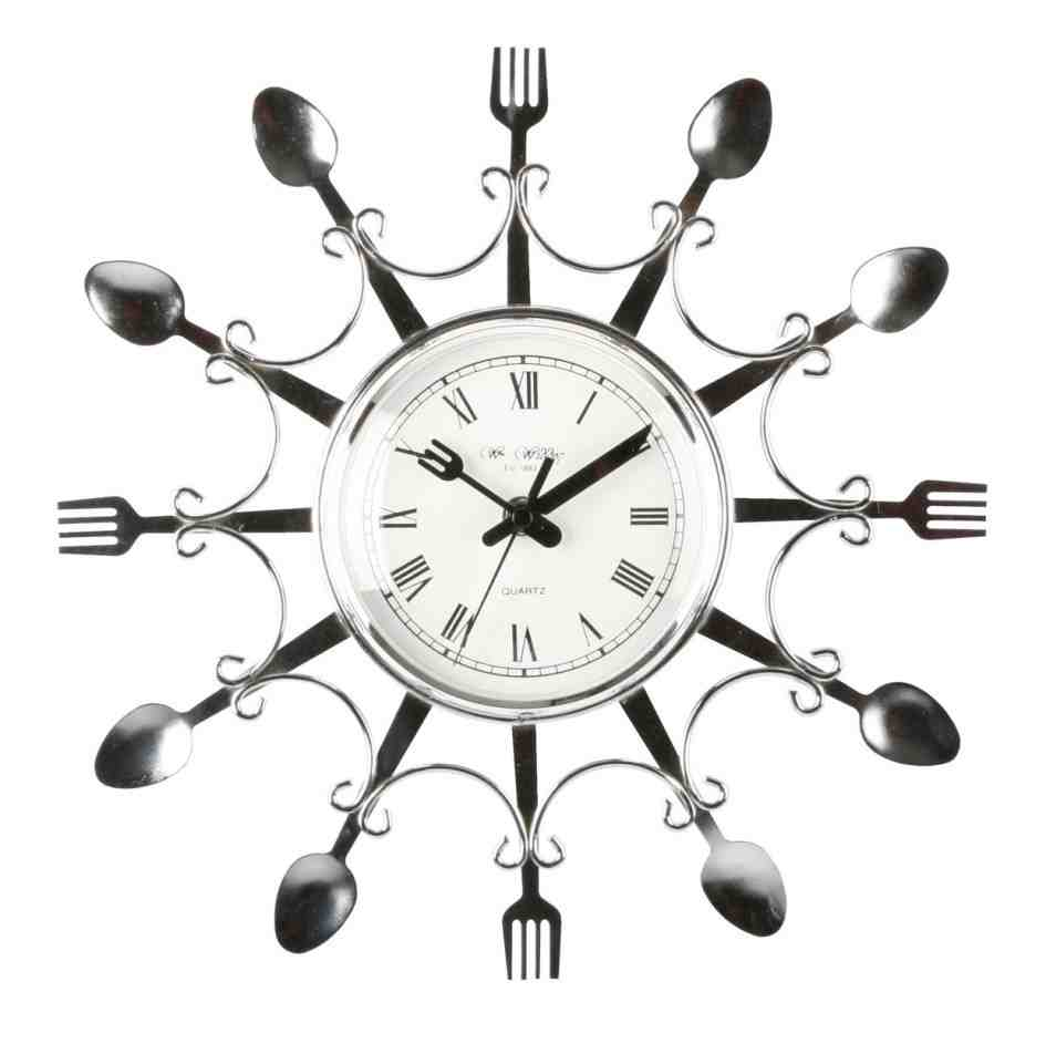 Unique Kitchen Wall Clocks