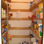 Walk in Pantry Shelving Ideas