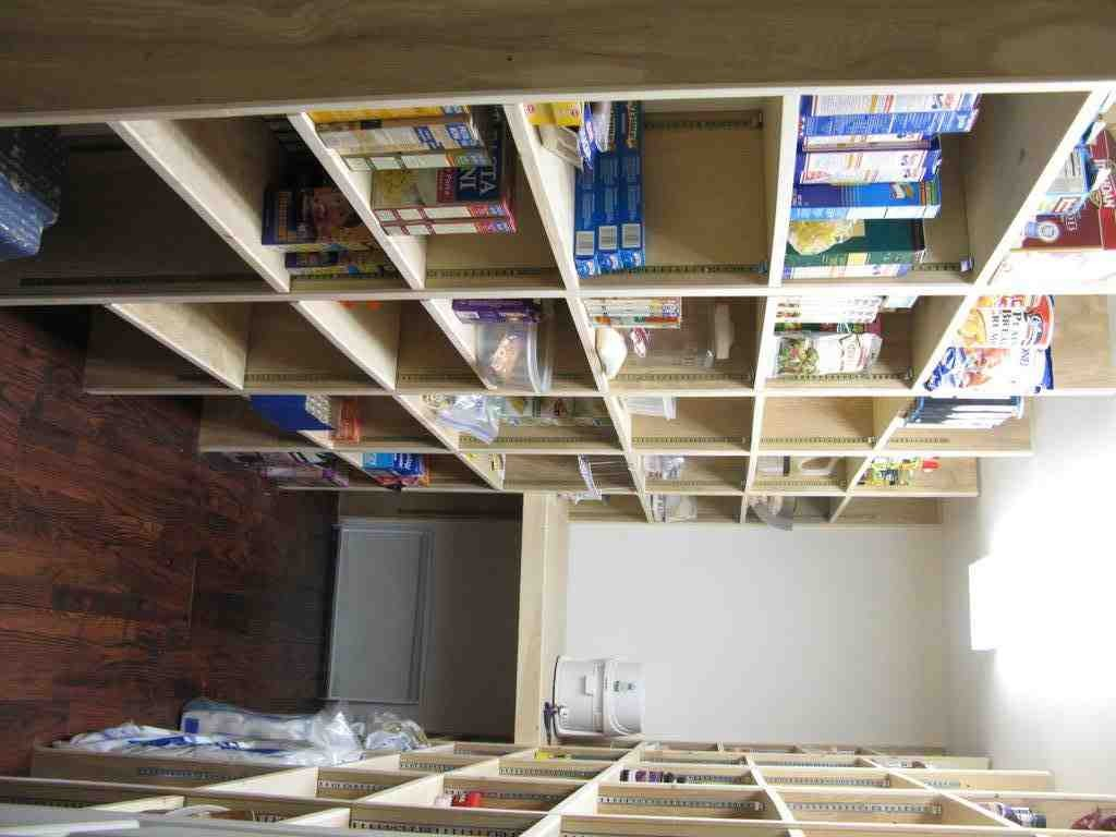 Walk in Pantry Shelving Systems