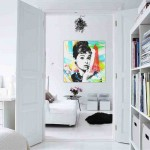 White Wall Decorating Ideas