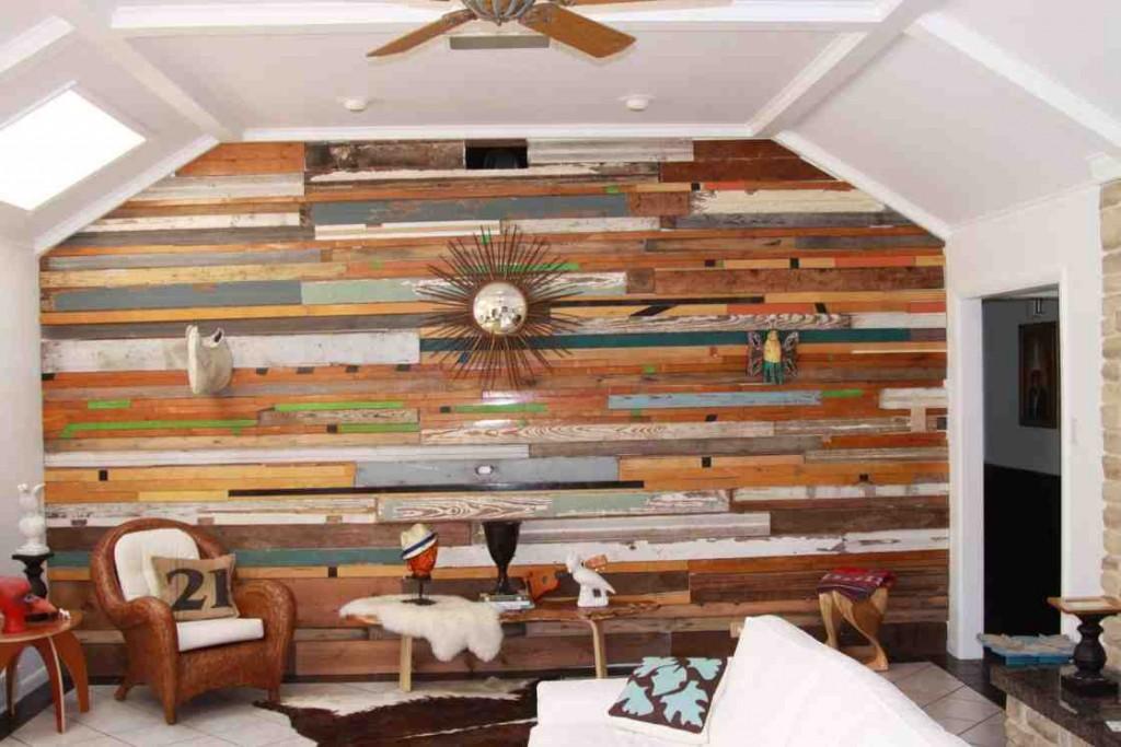 Wood Panel Walls Decorating Ideas