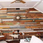 Wood Panel Walls Decorating Ideas