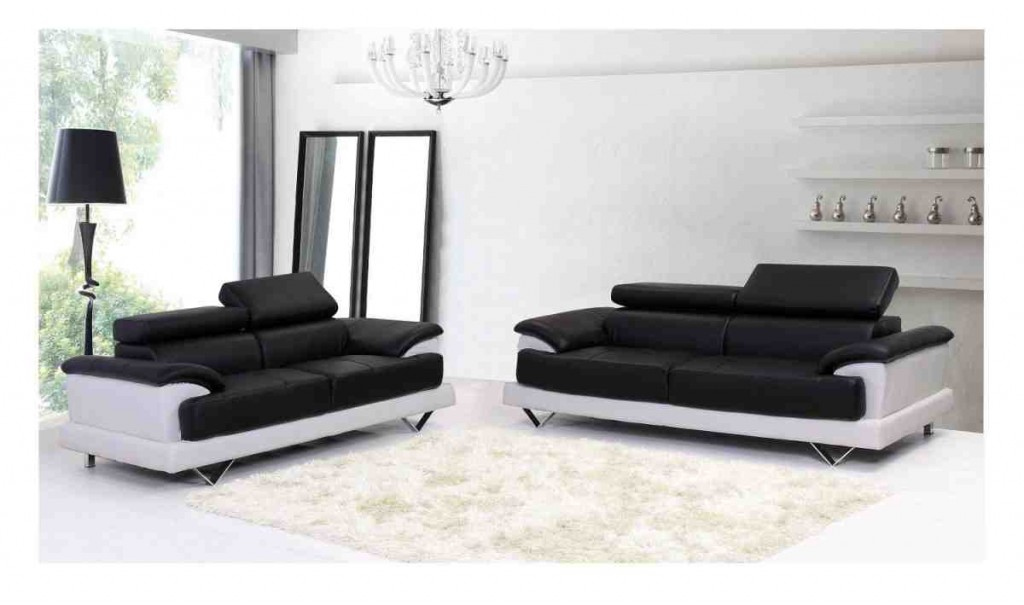 3 & 2 Seater Leather Sofas