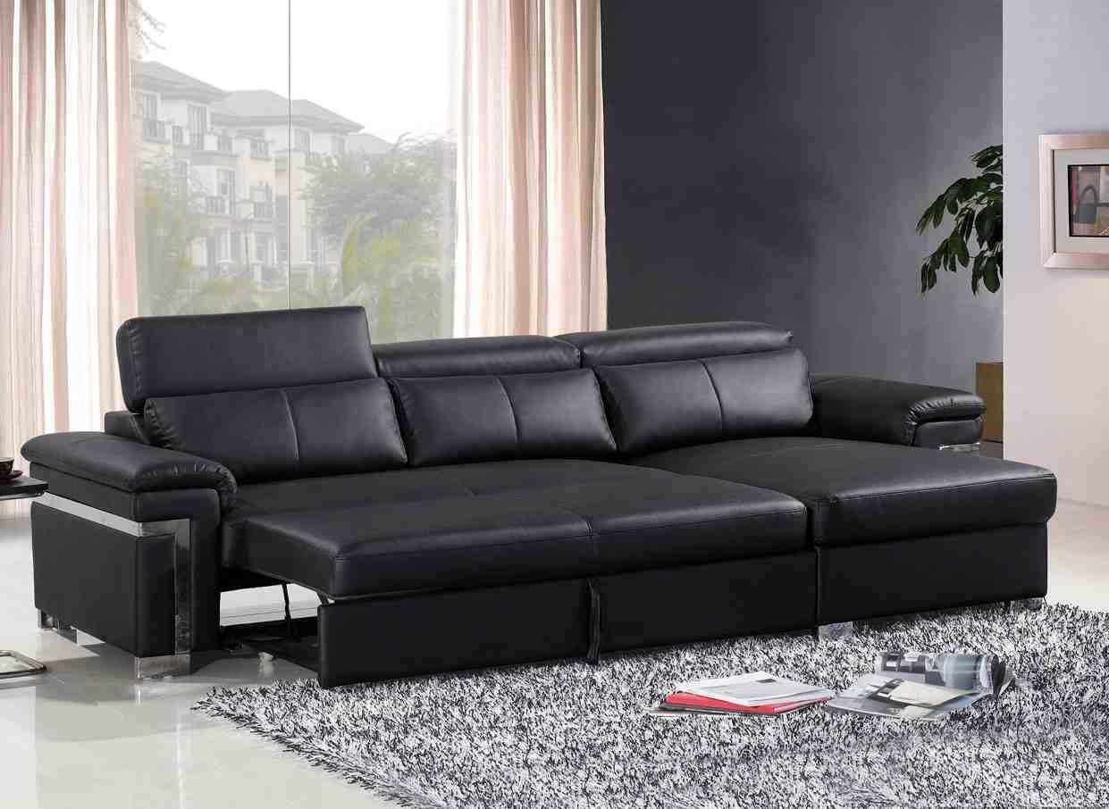 3 Seater Black Leather Sofa Decor Ideas