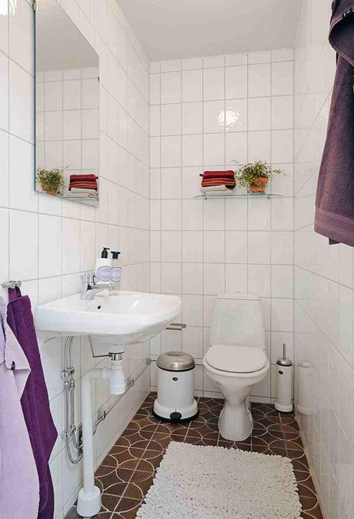 Apartment Bathroom Decorating Ideas