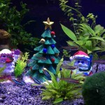 Aquarium Christmas Decorations