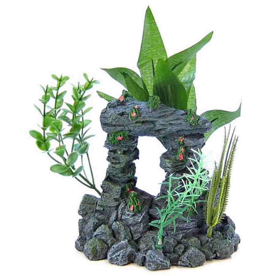 Aquarium Rock Decorations