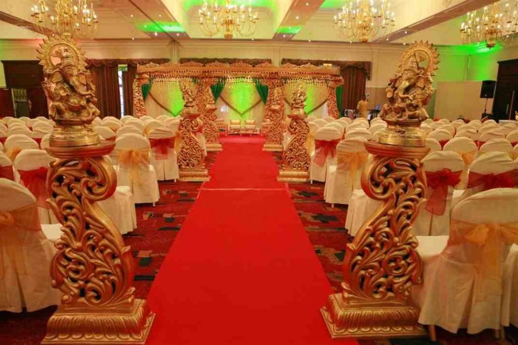 Asian Wedding Decorations