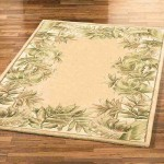 Bordered Area Rugs