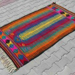 Bright Colored Area Rugs