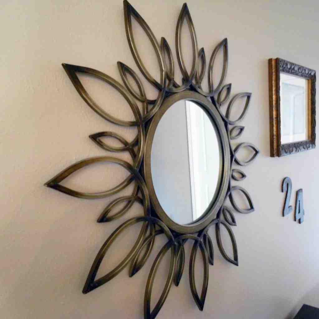 Cheap Starburst Mirror