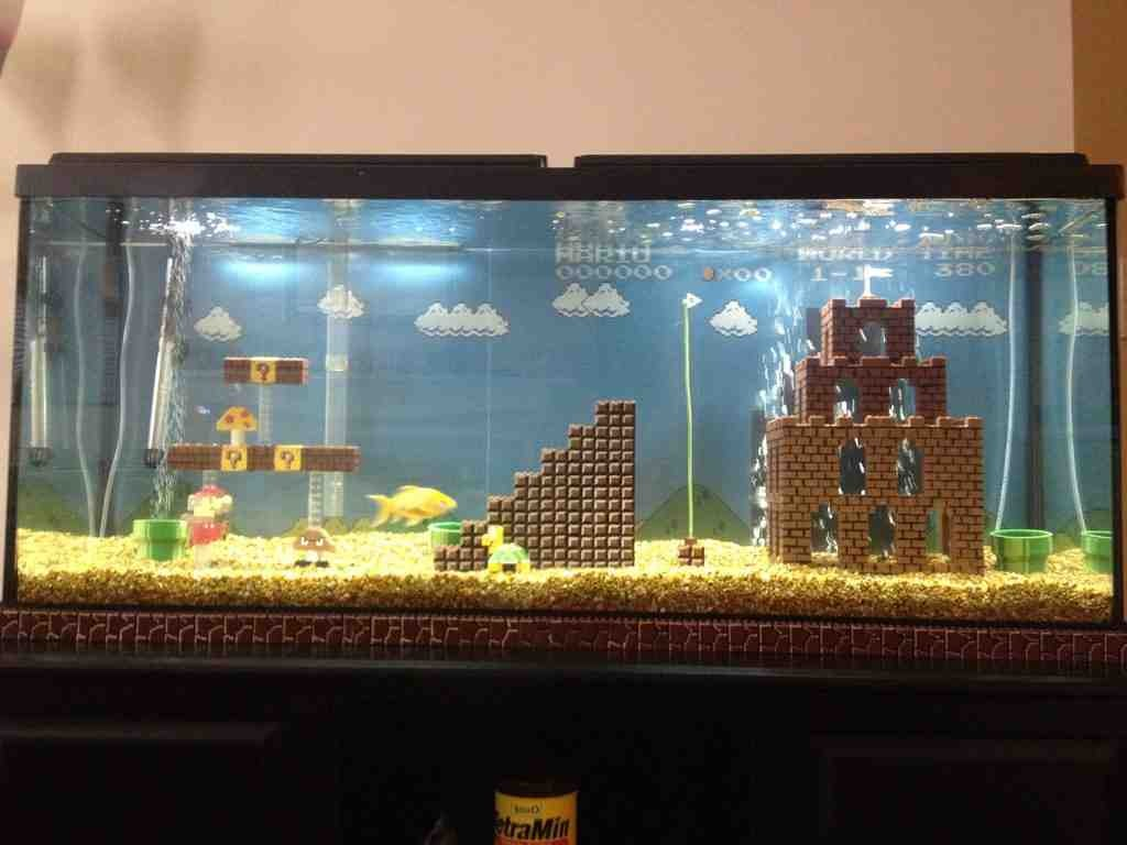 Cool Aquarium Decor